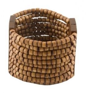 Brown Beaded Bracelet