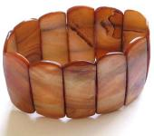 Brown Shell Bracelet