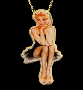 Marilyn Monroe Pin Up