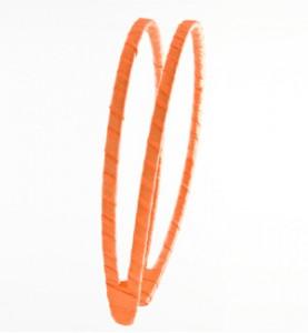 Orange Ribbon Double