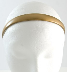 Gold Jelly Headband