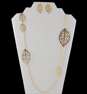 Gold Leaf Set