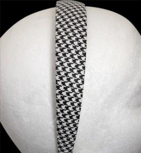 Houndstooth Headband