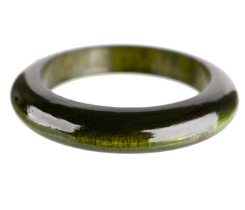Dark Green Bangle