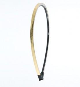 Ultra Thin Gold Headband