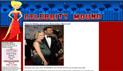 Celebrity Mound