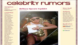 Celebrity Rumors