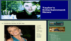aylor's Entertainment News