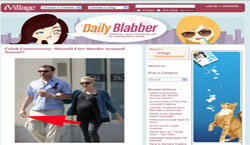 The Daily Blabber from iVillage Entertainment